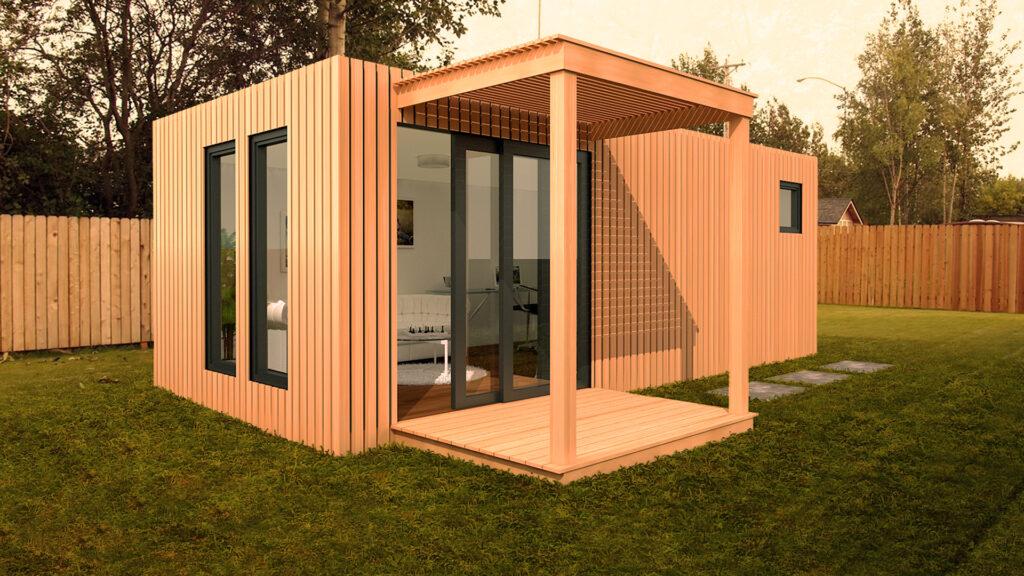garden house with bathroom 20 sqm - Garden House