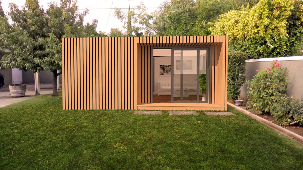 Garden Studio 20