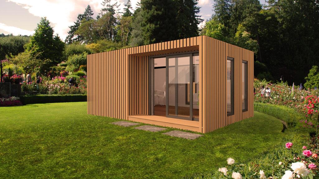 Garden Studio 20 Sq.m.