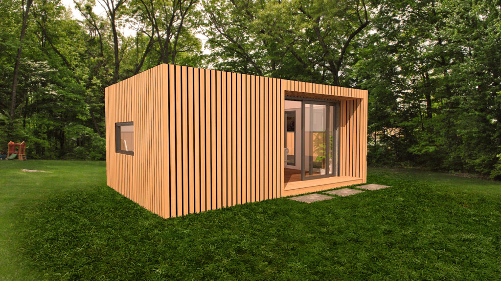 GARDEN STUDIO 20 Is Part Of Green Cube Houseu0027s Finished Goods, That  Combines Contemporary Vision And Comfort At Optimal Price.